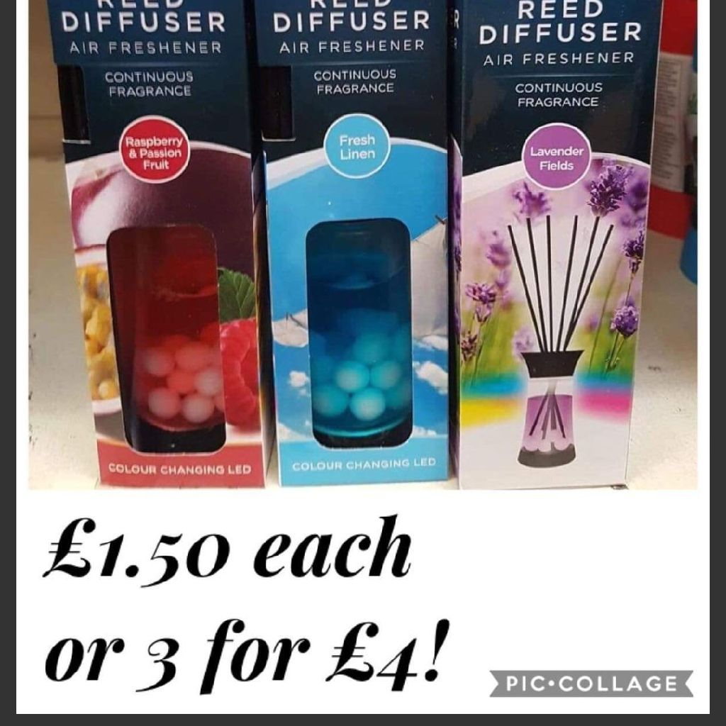 Led Reed diffusers