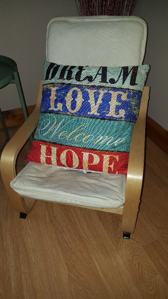 Childrens Chair (Ikea)