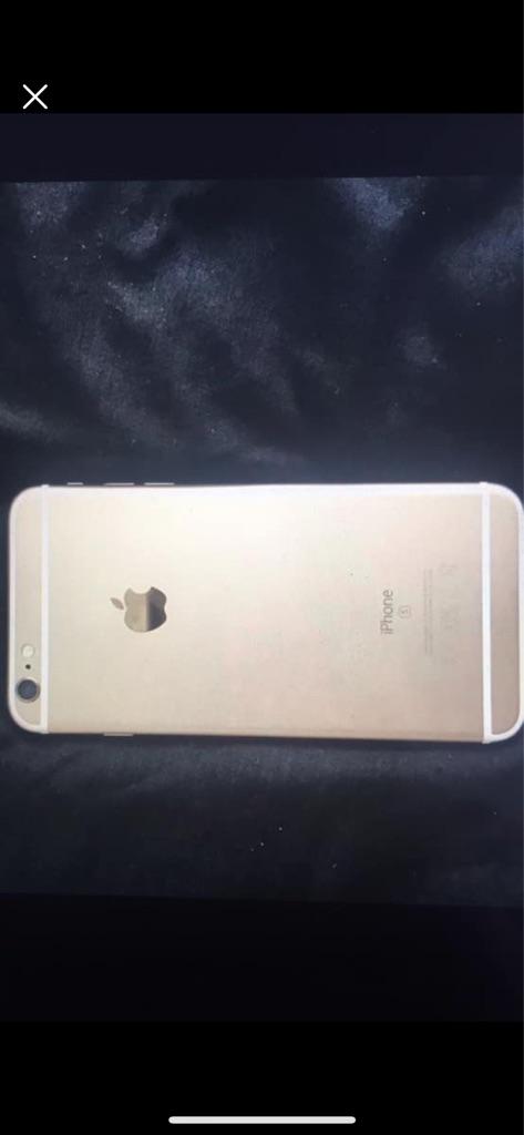 Quick sale iPhone 6s Plus