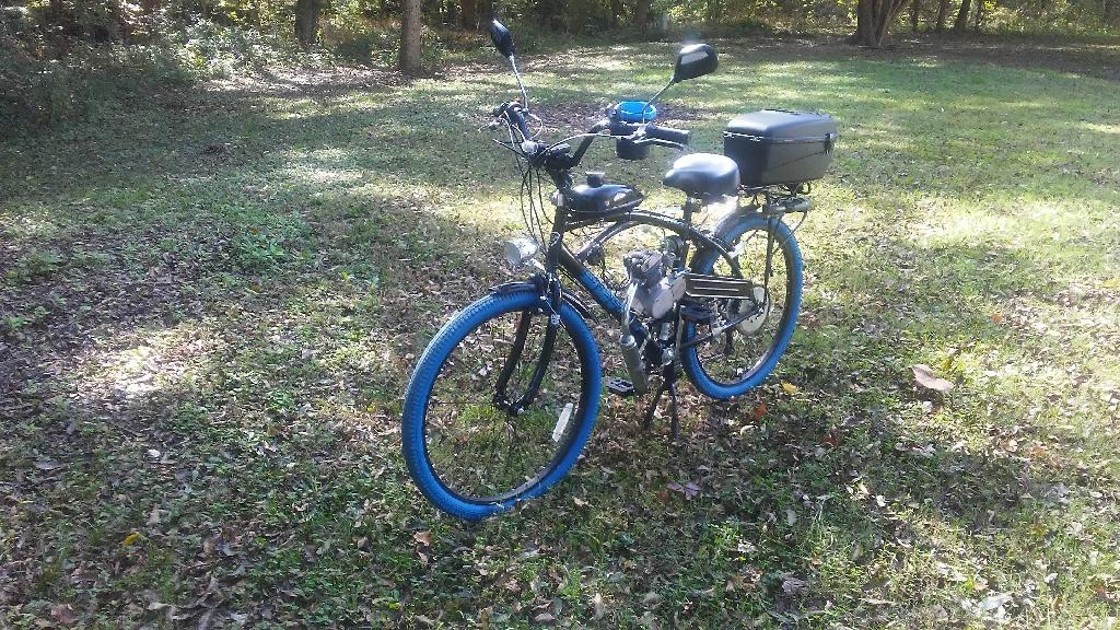 Kent Motorized Bike