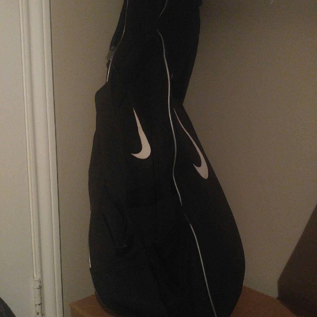 Nike large baseball bag New condition black