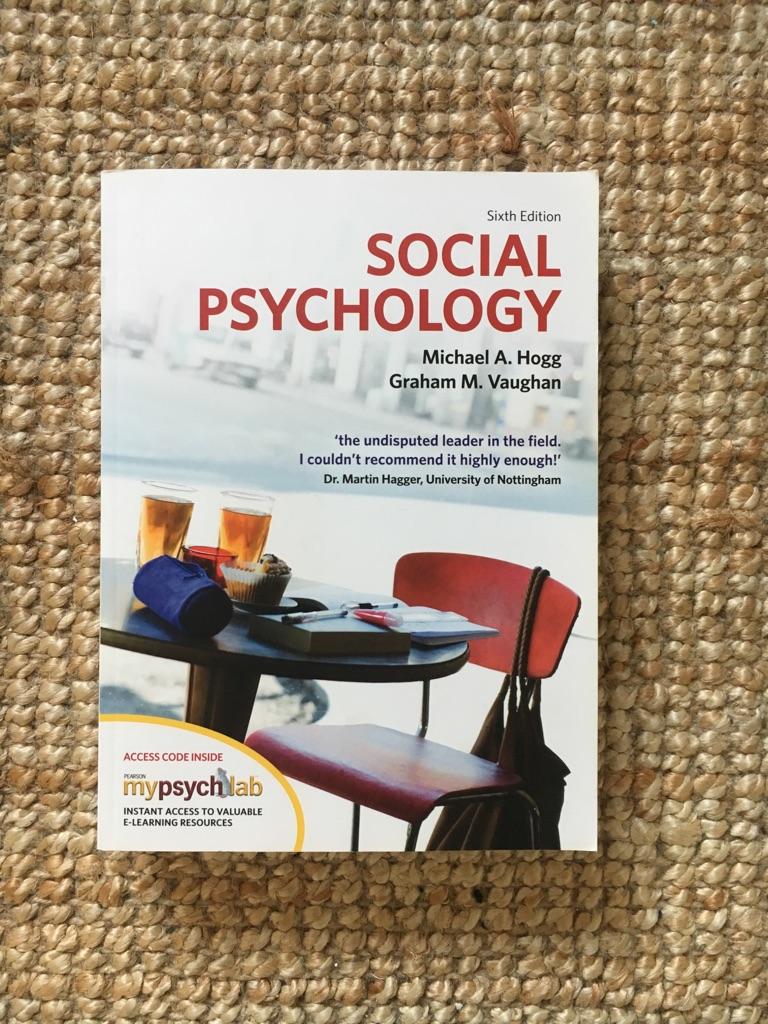 Social psychology book village social psychology book fandeluxe Gallery