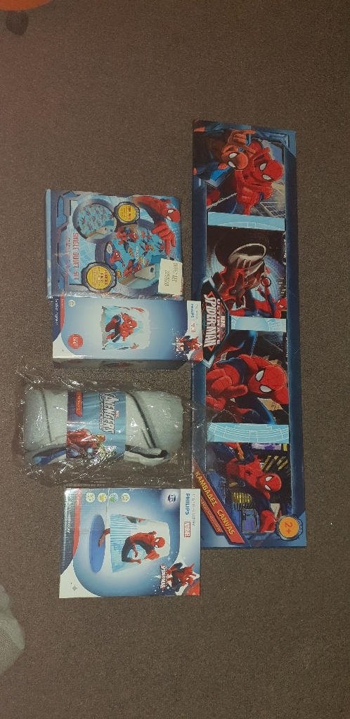 Spideman stuff