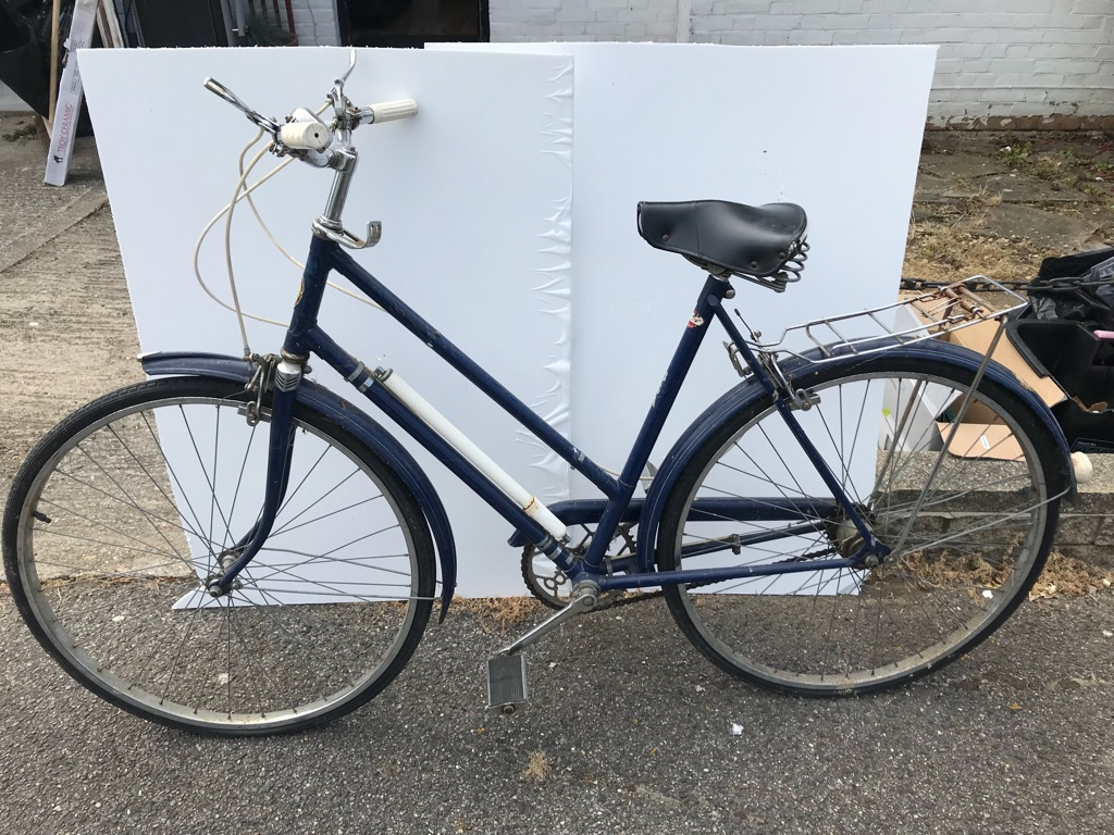 Vintage -1960s ladies bike