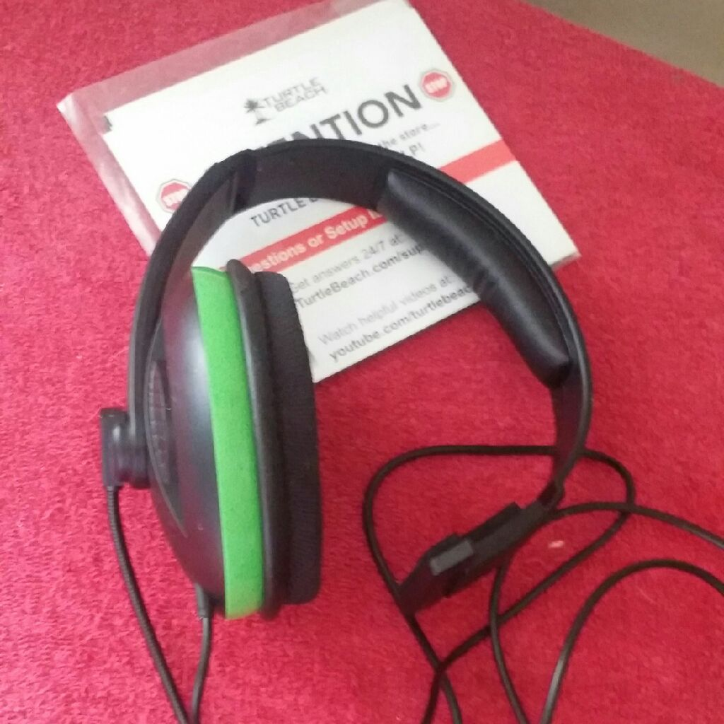 Turtle bay headphones for xbox one