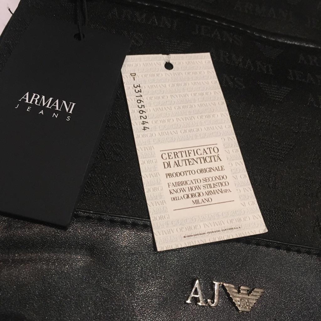 Armani Jeans Pouch