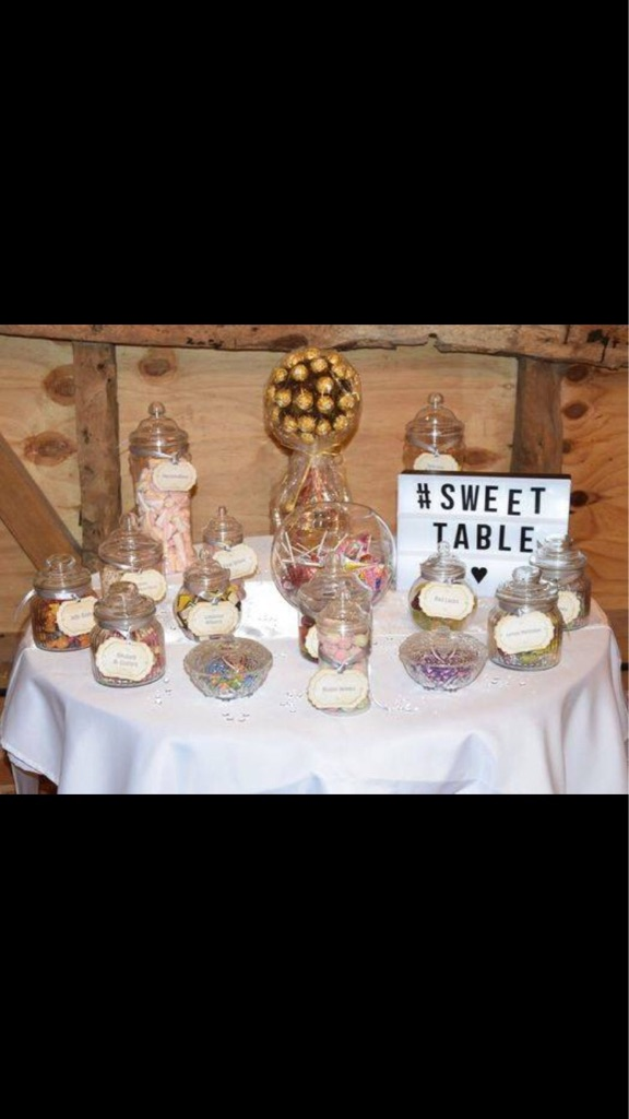 Sweet Table Hire