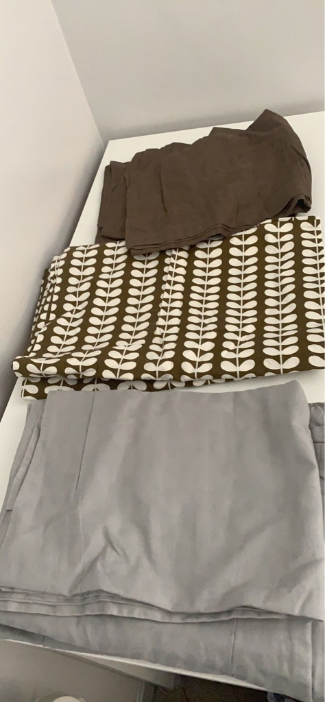 Orla Kiely bedding sets double clean almost new