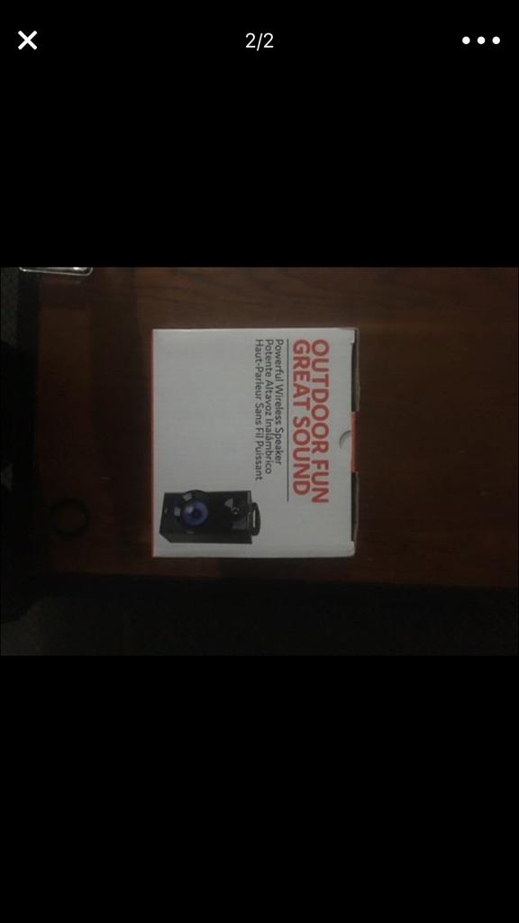 Bluetooth smpeaker