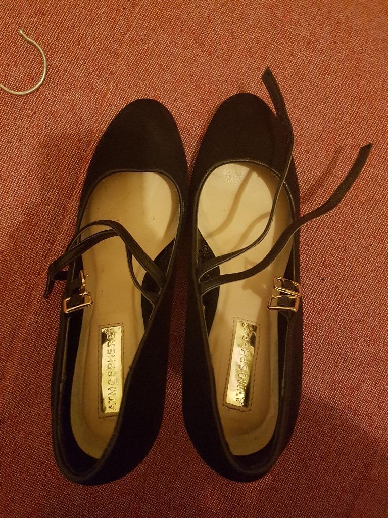 7df699abd2b Black primark heels size 6