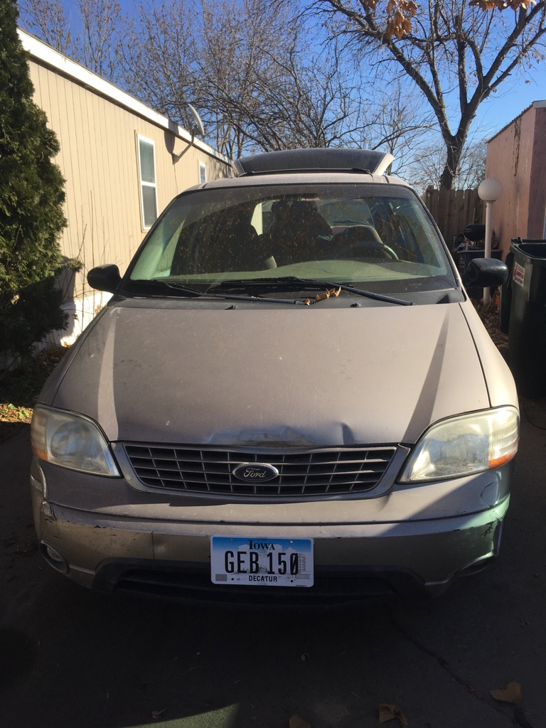 03 Ford Windstar