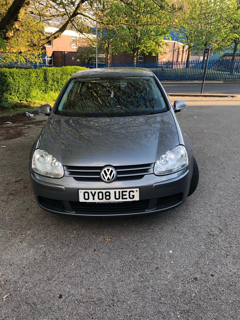 Volkswagen Golf 1.6 2008 long MOT