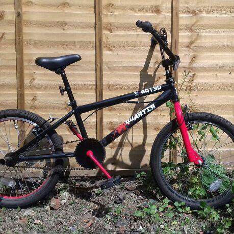 Xrated Quart BMX bike (Child's)