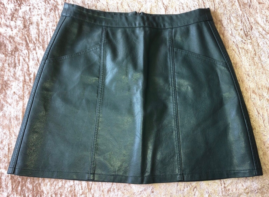 New Look Dark Green Skirt