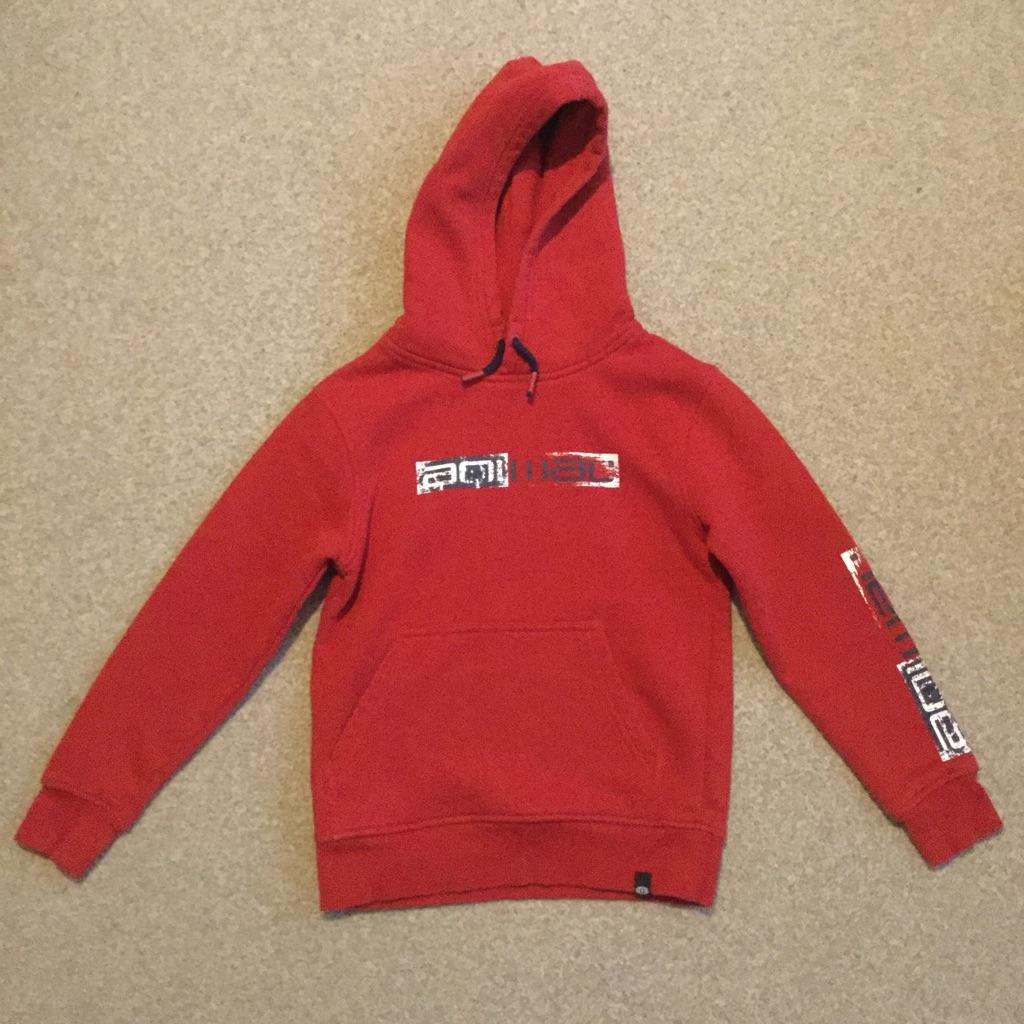 Hooded sweatshirt 7-8 years
