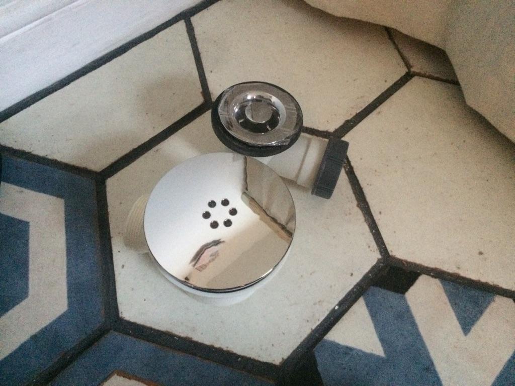 Shower trap