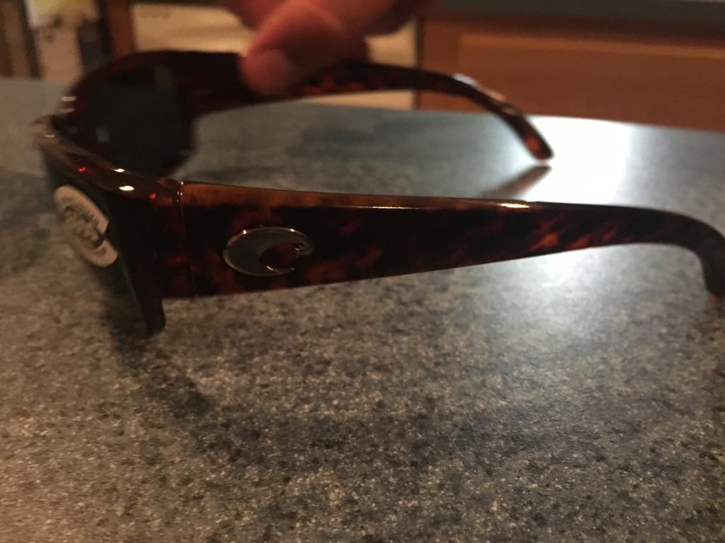Costa Glass Sunglasses