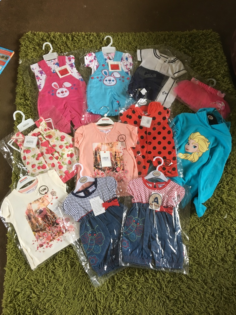 Baby and children's items