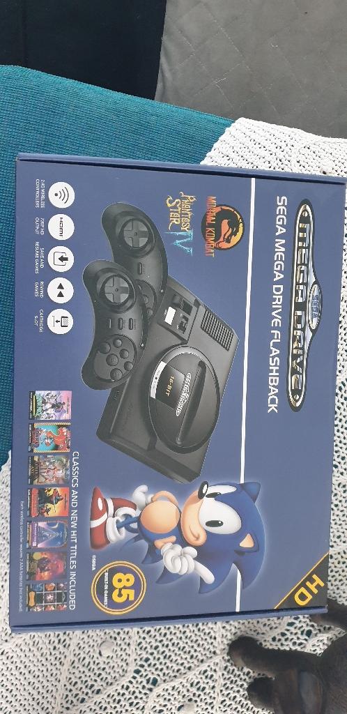 Mega drive (hd)