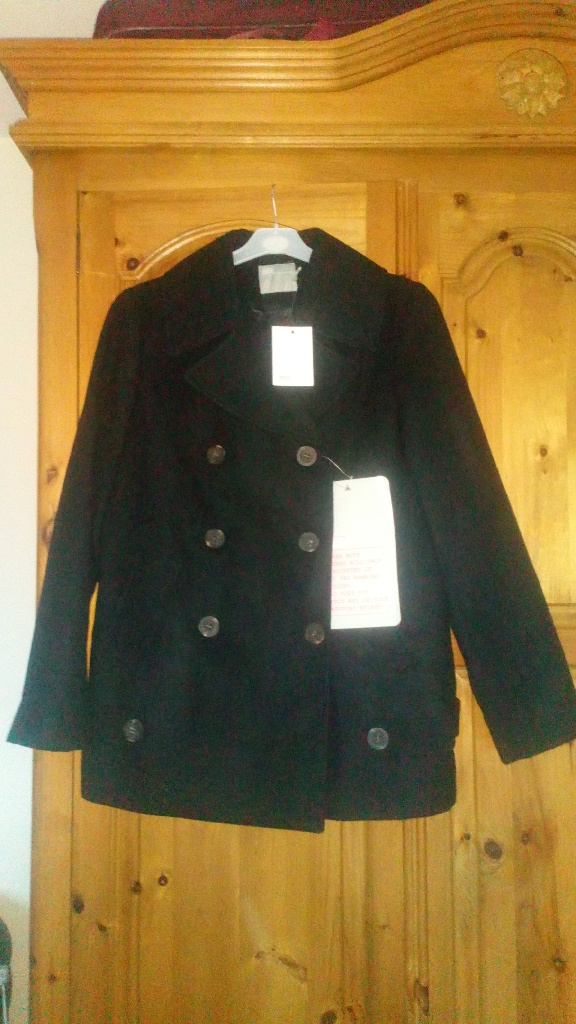 Women's duffel coat