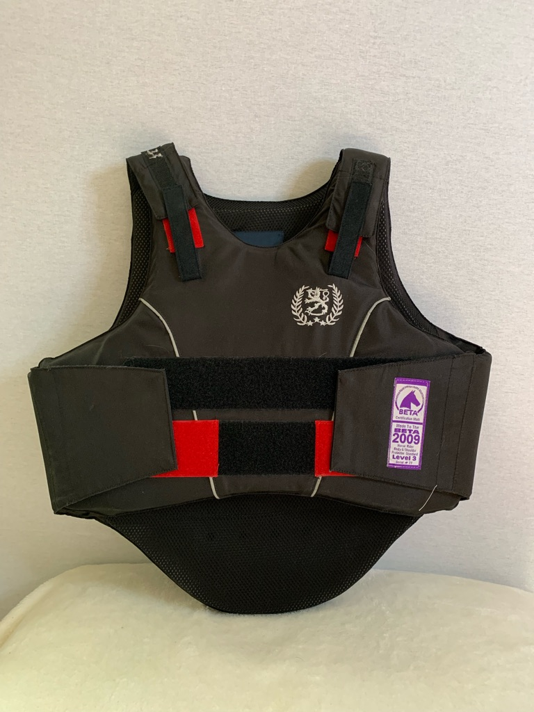 Just Togg Horse Riding Body Protector - child medium
