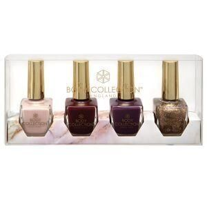 Body Collection 4 Piece Nail Varnish Gift Set