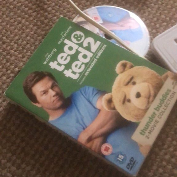 Ted one and 2 box set