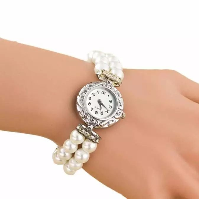 Pearl watches