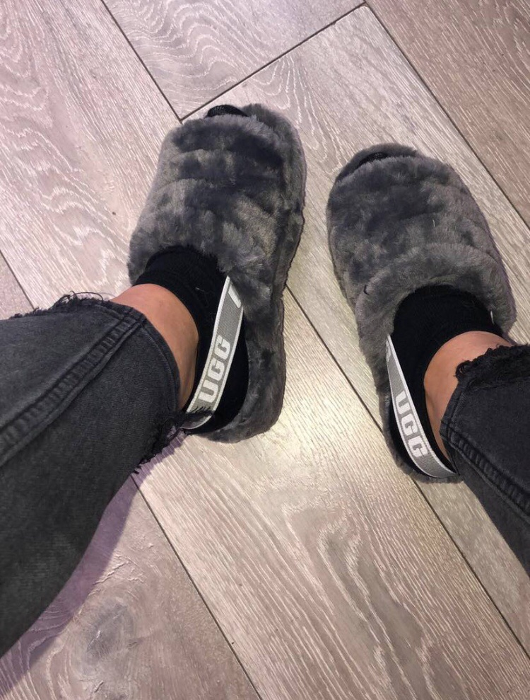 Genuine ugg slippers