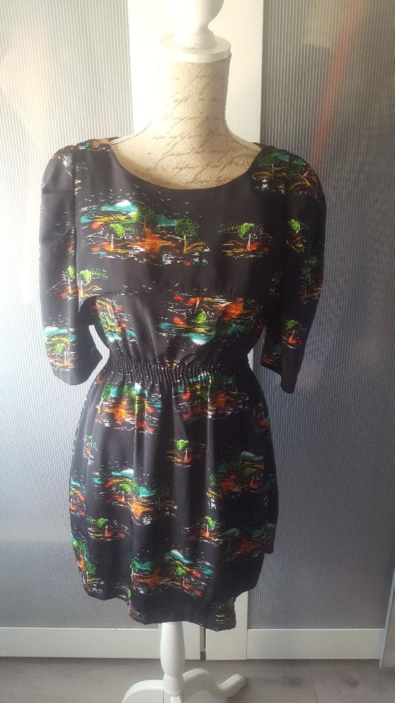 Chinese style Dress M