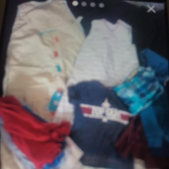 Boys clothes fab condition