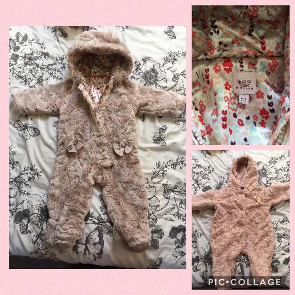 Baby girl items - REDUCED PRICES