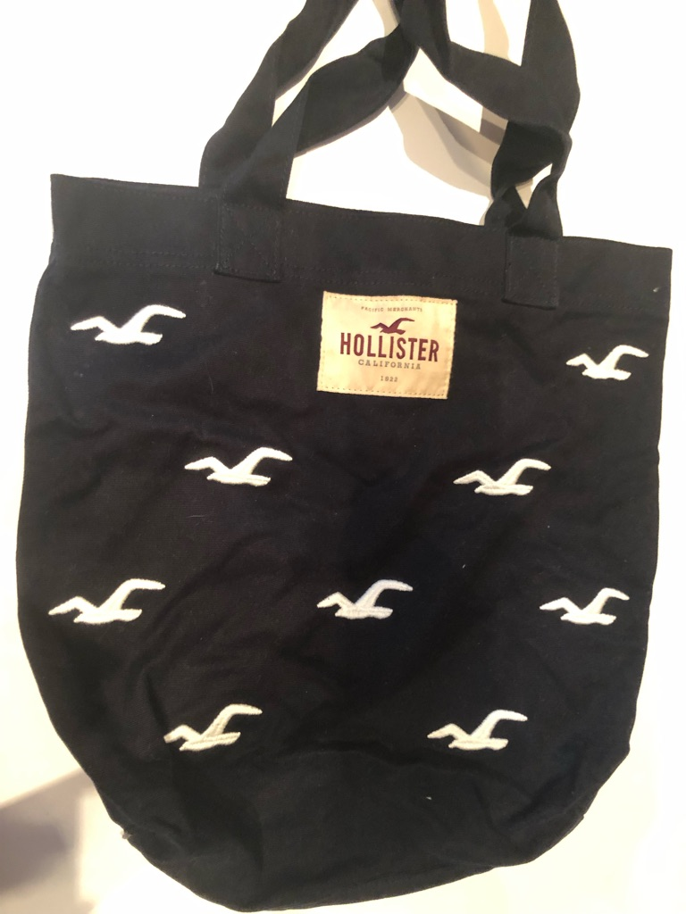 Hollister beach bag