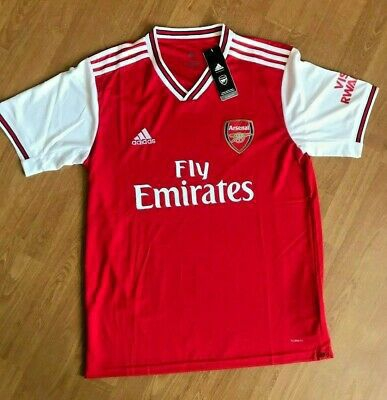 Arsenal FC Adidas shirt's
