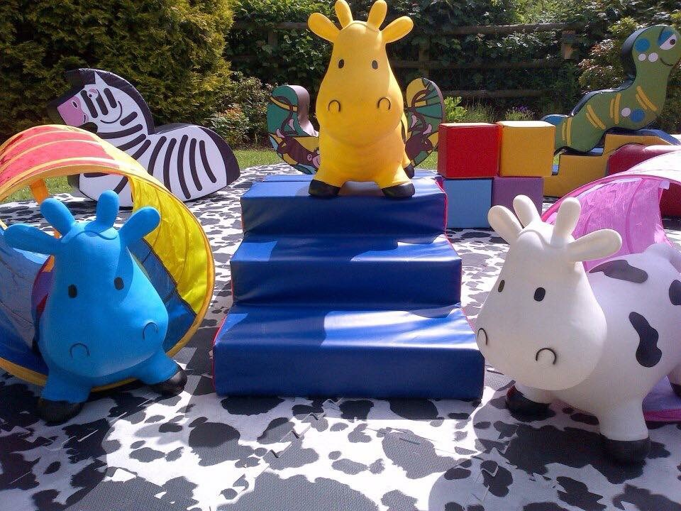 Rock And Roll Soft Play Hire