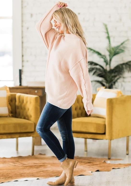 New sweater 20% off using my code below ⬇️