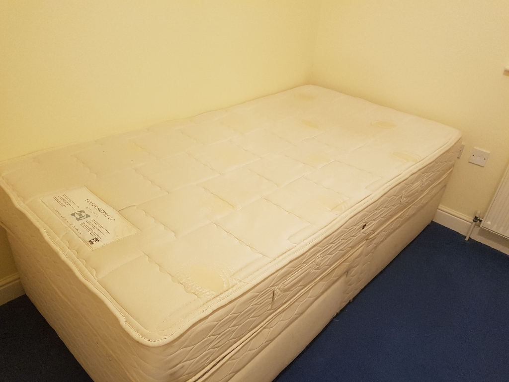 Extra long bed