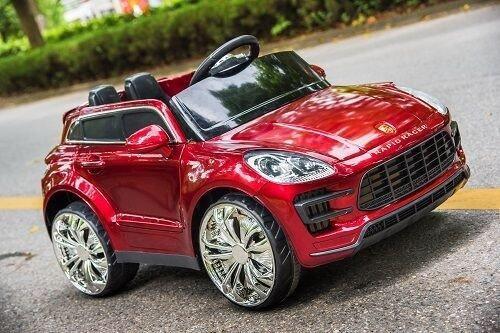 Porsche Macan Style 12v Ride on Car