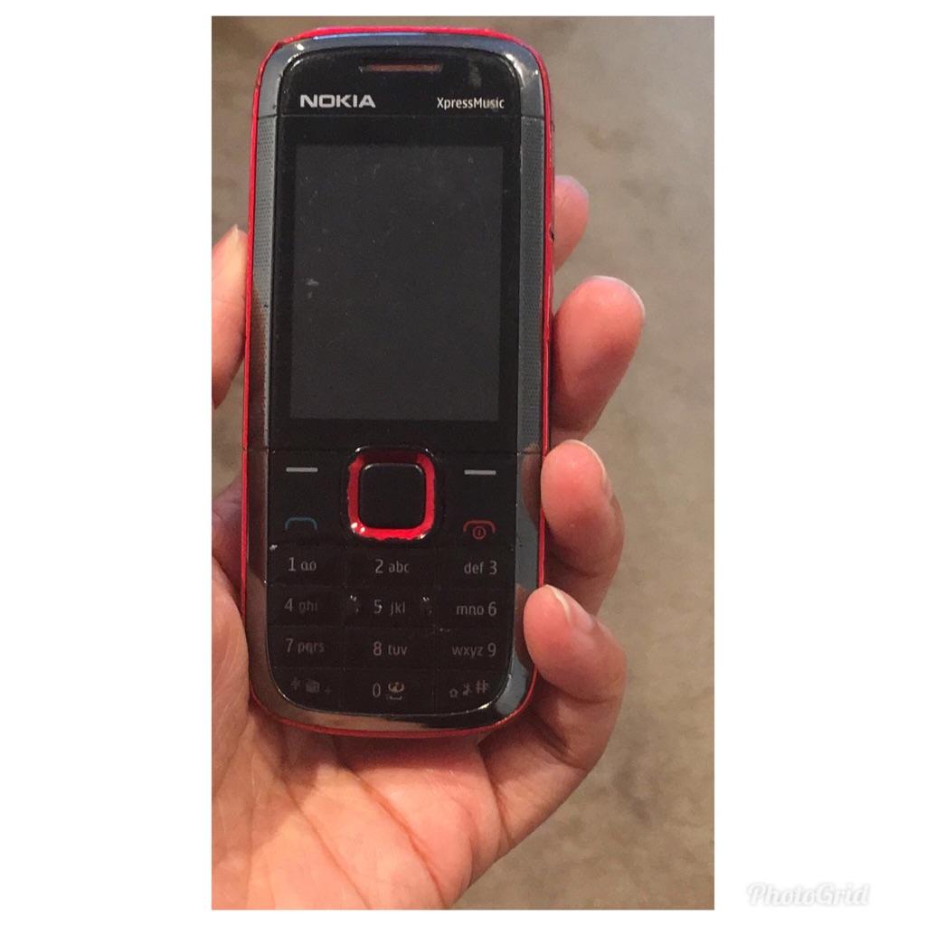 Nokia Xpress Music 5130