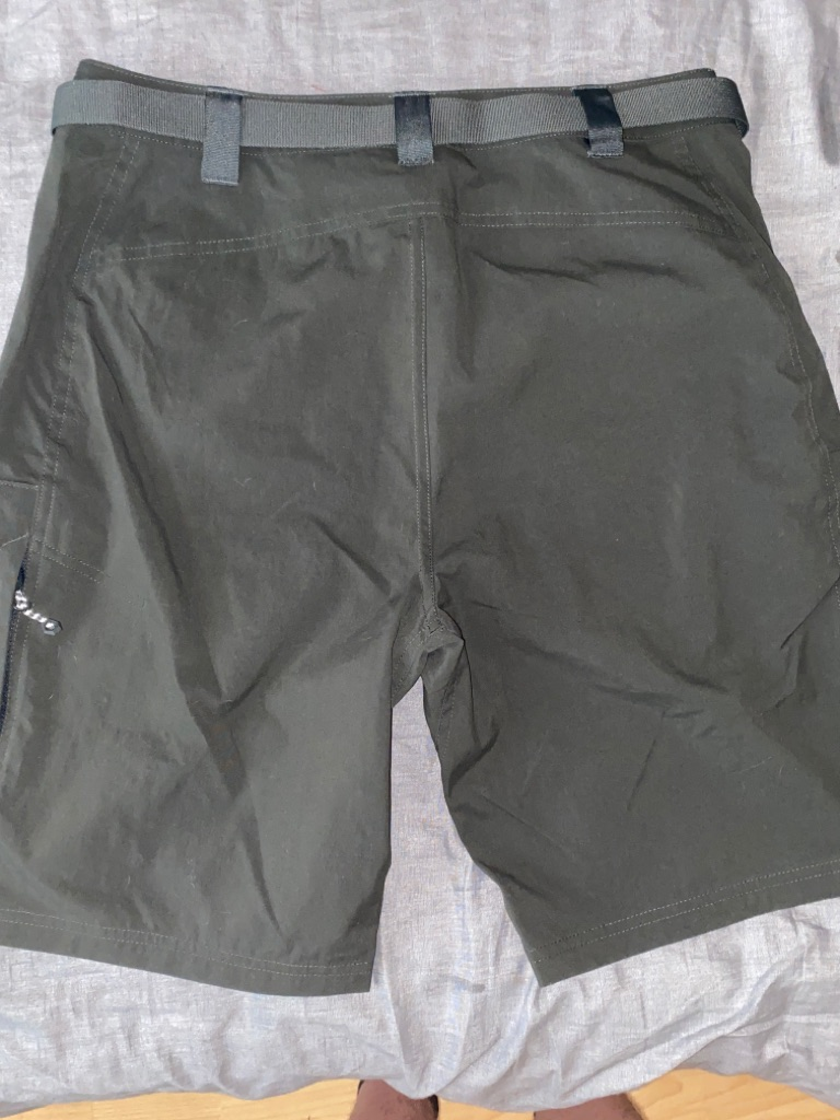 Montane cargo shorts small men's