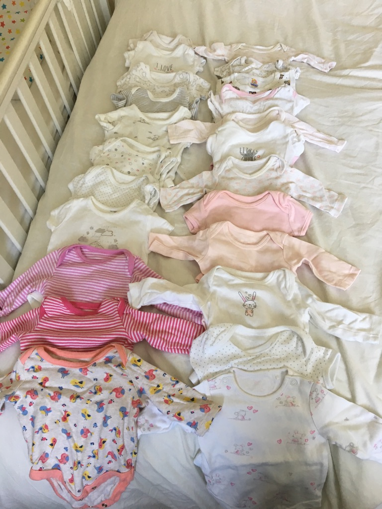 First size baby clothes