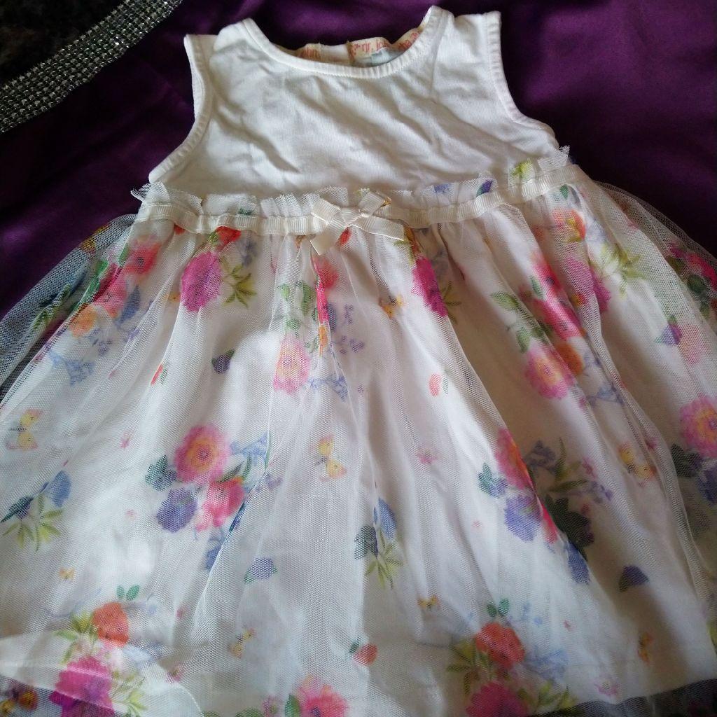 Baby John rocha dress