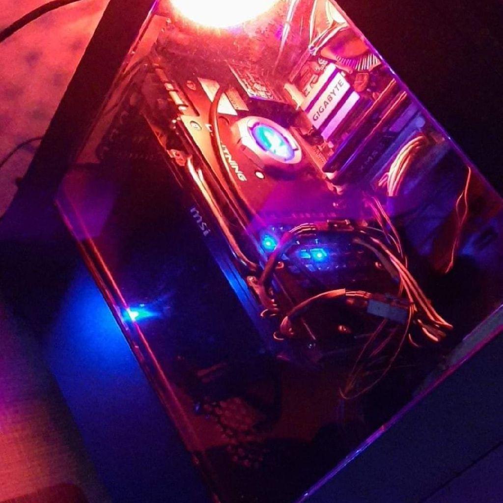Gaming pc/GTX770 graphics card, Intel Pentium cpu,