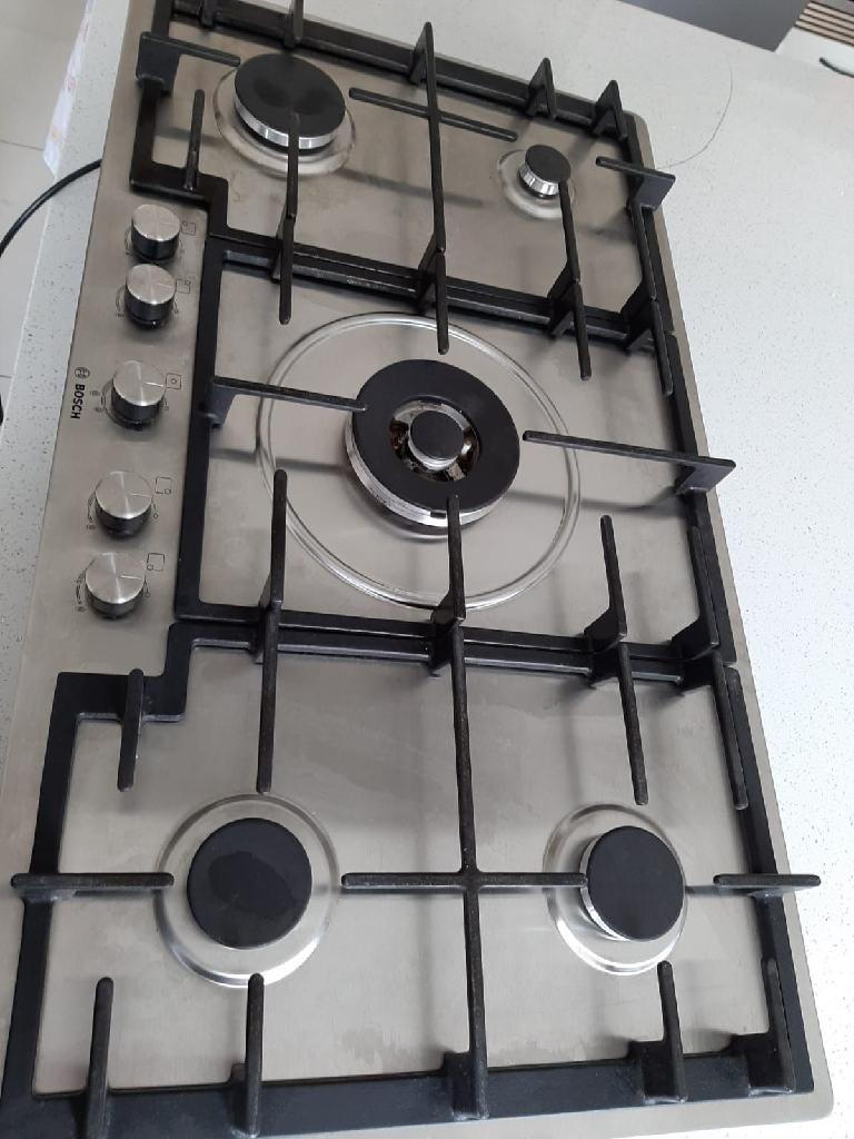 5 Burner Bosch Gas Hob 900mm