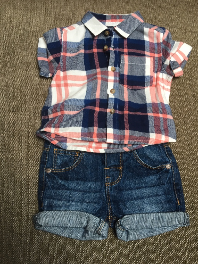 Boys next outfit New without tags