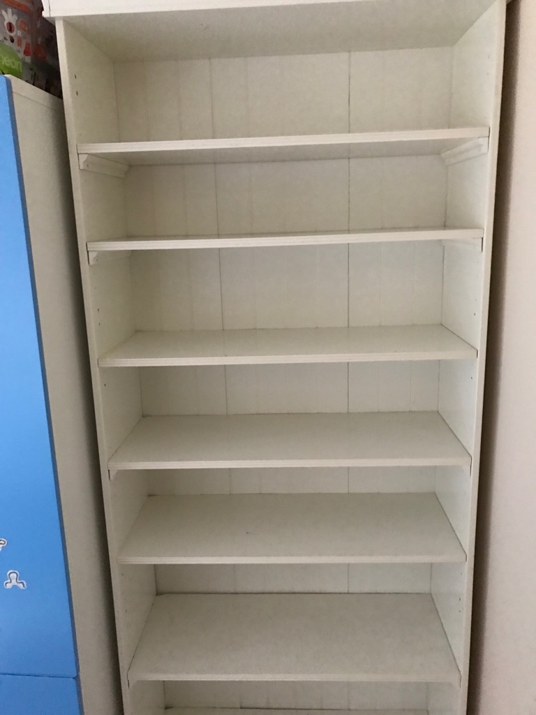 Liatorp Ikea White Tall Bookcase