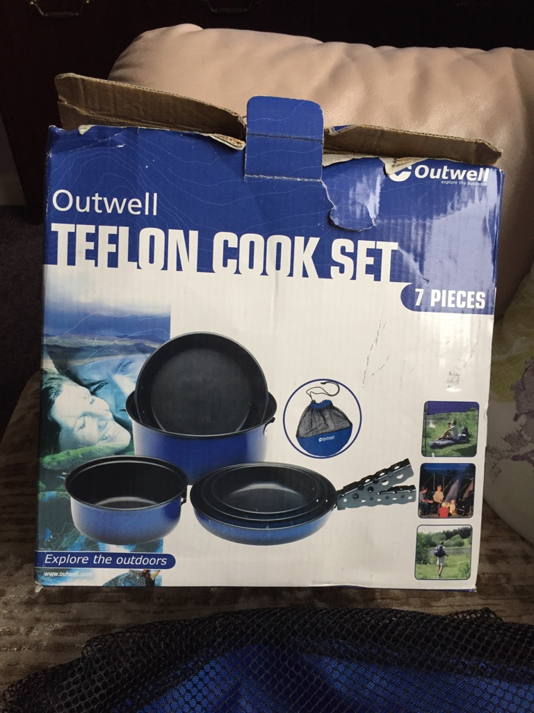 Outwell camping cook se