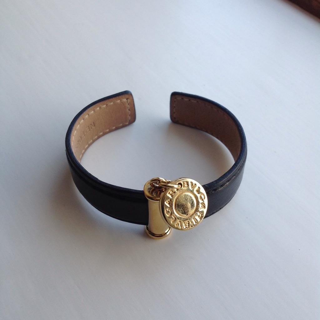 Bvlgari Cuff Bracelet