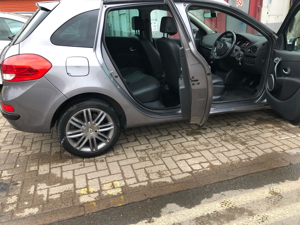 Renault Clio gt line TomTom