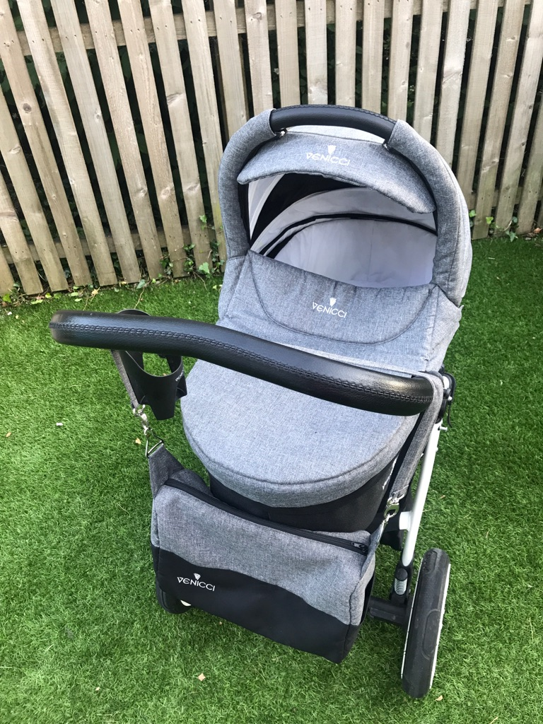 3in 1 vanicci travel system